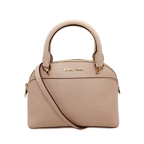 d8b2652bd0a50 MICHAEL KORS Emmy Small Dome Satchel Crossbody 35H7GY3S1L – Your World Of  Luxury